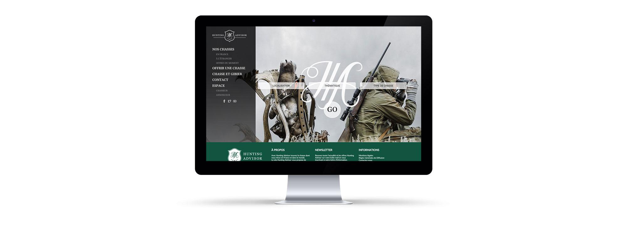 hunting-advisor-application-web-symfony